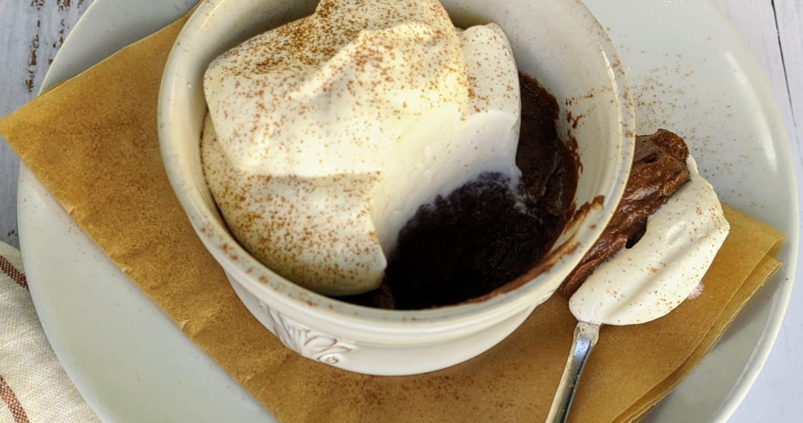 Double-Chocolate Pudding