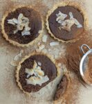 Mini Chocolate Ganache Tarts