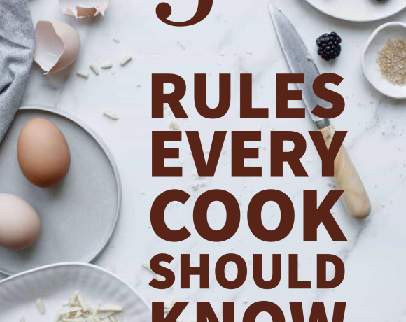 how to be a better cook