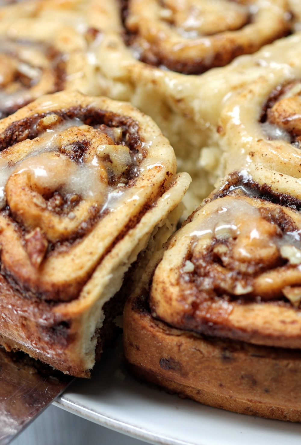 Easy No-Yeast Cinnamon Buns